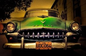 Oldtimer Desoto in Cuba