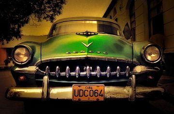 Oldtimer Desoto in Cuba sur M DH