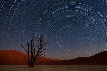 Star Sentiers de Namibie, Karen Deakin sur 1x