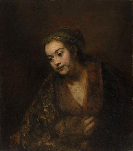 Hendrickje Stoffels, Rembrandt von Rembrandt van Rijn