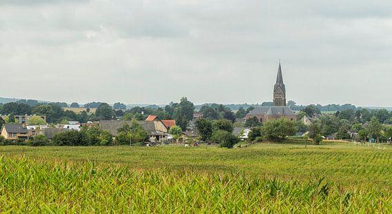 Kerk van Bocholtz in Zuid-limburg