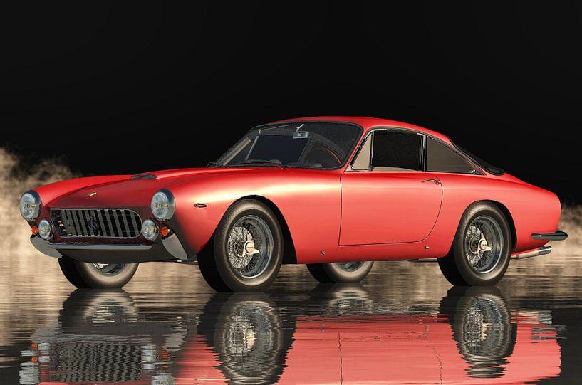 Die exquisite Leistung des Ferrari 250 GT Lusso von Jan Keteleer
