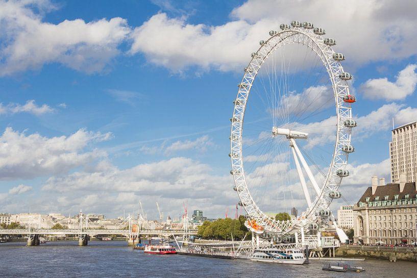 London Eye van Hilda Weges