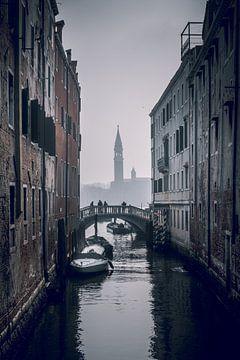 Moddy Vibes in Venice von Iman Azizi
