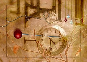 Zeitzone van Vera Laake