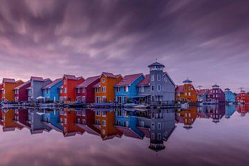 Reitdiephaven Groningen van Alex De Haan