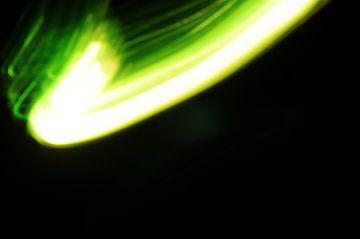 Playing with green light 4 van Karen Boer-Gijsman