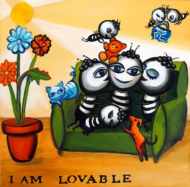 I am lovable van Lorette Kos