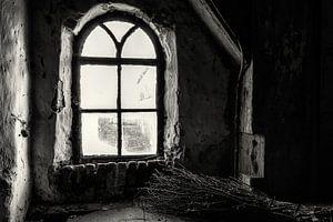 Verweerd boerderij raam van Mayra Pama-Luiten