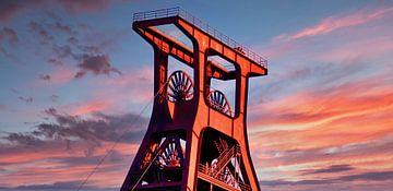 Zeche Zollverein von HGU Foto