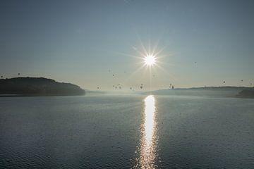 Möhne-meer van Robin Feldmann