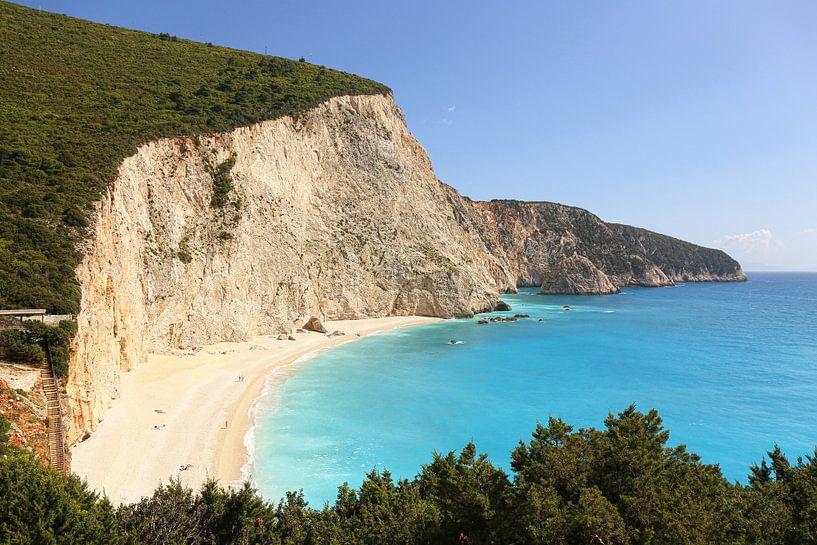 Porto Katsiki / Griekse eiland Lefkada van Shot it fotografie