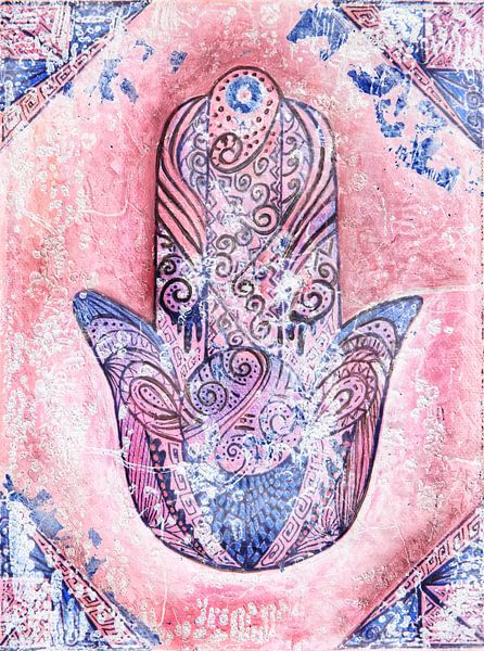 Hand der Fatima von Petra Rivers