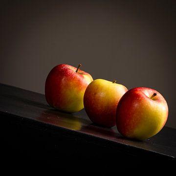 Drie appels van Marian Waanders