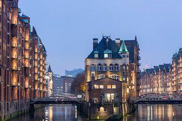 Speicherstadt Hamburg von Stephan Schulz