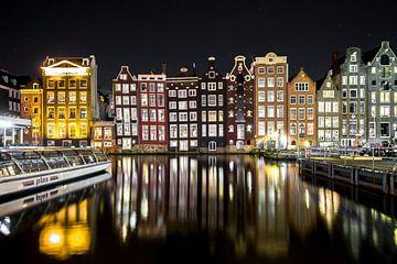 Amsterdam, Damrak van Brian Sweet