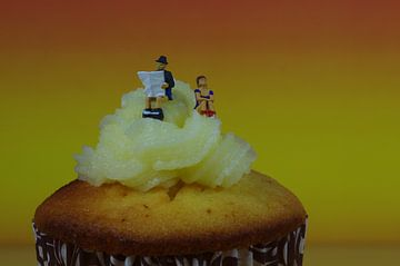 Cup Cake Coating sur Ulrike Schopp