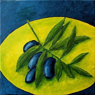 Oliven van