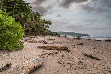 verlassener Strand von Julian Buijzen