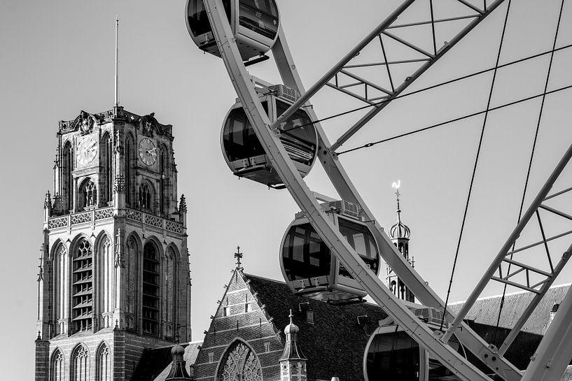 Reuzenrad Rotterdam van Rob van der Teen