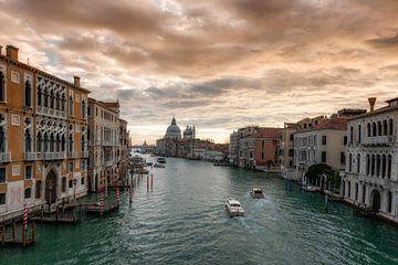Blick über Venedig von De Afrika Specialist