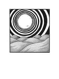 Schwarz & Weiß, Abstrakt. von Monique van Kipshagen