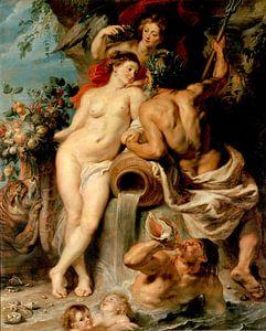 Peter Paul Rubens. Vereniging van Water en Aarde, 1618