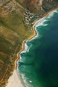 Cape peninsula aerial view I von Meleah Fotografie