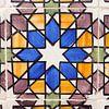 Portugees Tegeltje van Berthilde van der Leij thumbnail