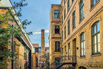 alte Fabrik in Potsdam im schönen historischen Zentrum von Mariska Asmus