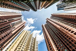In de wolken van Hong Kong