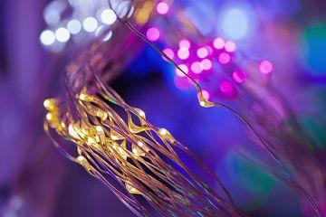 Dromerige licht motie in een kleurrijke, fantasierijke sfeer van Tony Vingerhoets