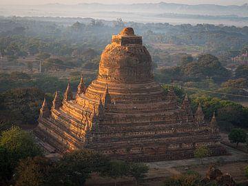 Myanmar - Bagan - Die große Pagode von Rik Pijnenburg