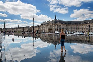 Mirror of Bordeaux sur Richard Feenstra