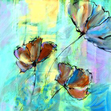 Flowers Song von Claudia Gründler