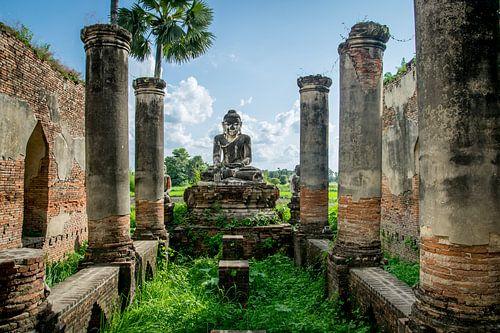 De vergeten Boeddha van