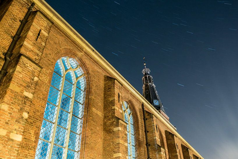 Kerk Weesp van Barend de Ronde