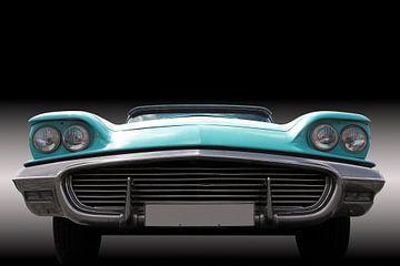 Grille US Amerikaanse Oldtimer Thunderbird 1959 van