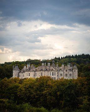 Schloss im Wald von OCEANVOLTA