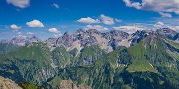 Allgäuer Berge von Walter G. Allgöwer