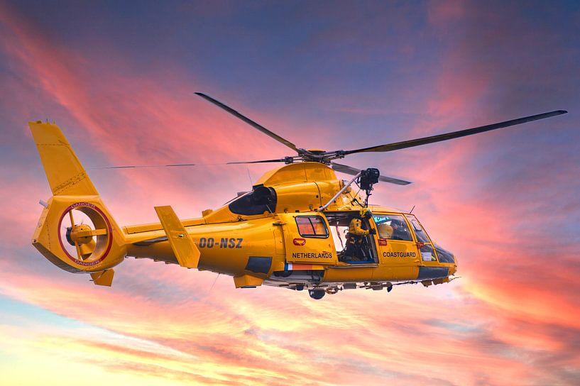 Coastguard Nederland van Brian Morgan