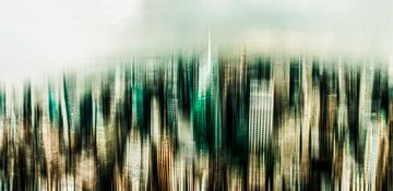 Ein Blick auf Manhattan von Hannes Cmarits