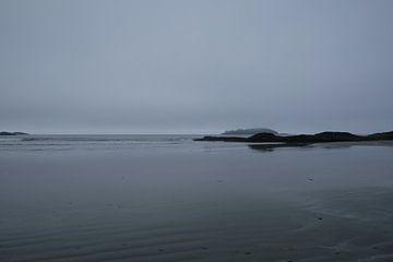 île de vancouver - océan Pacifique sur Niels Wubs