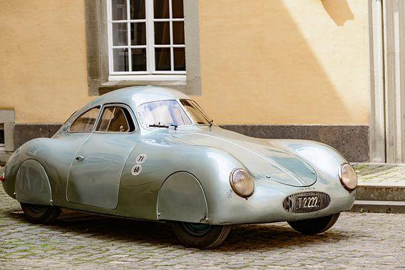 Porsche 64 Prototype sportwagen van Sjoerd van der Wal