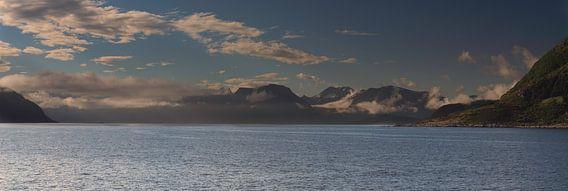 Norway coast van Gerard Wielenga