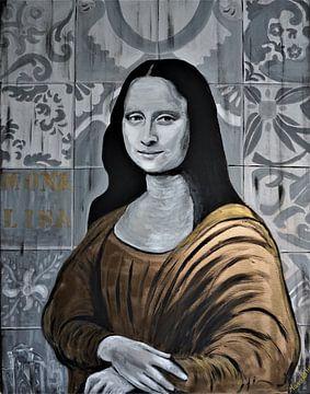 Mona Lisa van Marielistic-Art