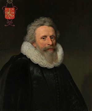 Jacob van Dalen, Genannt Vallensis, Michiel van Mierevelt