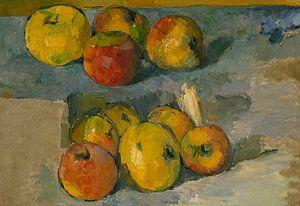Paul Cézanne. Appels