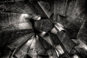 Concrete Ceiling von Roel Boom
