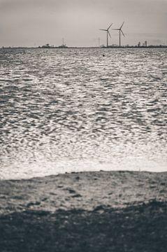 At the horizon - monochrome (Marken) sur Alessia Peviani